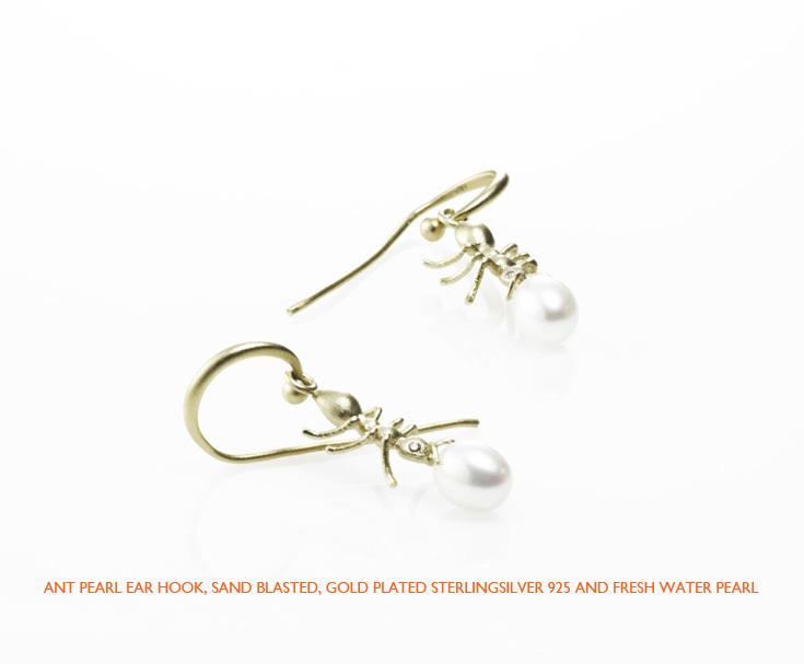 Ant pearl hook gp