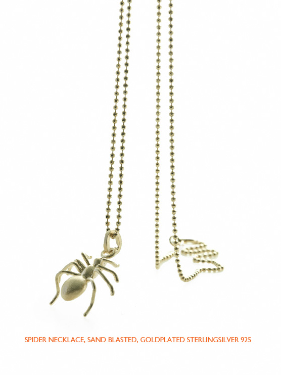 Spider pendant gp
